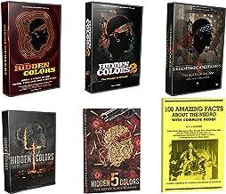 Hidden Colors 5, Ultimate Collection 1-2-3-4-5 & Bonus Book JOEL AUGUSTUS ROGERS
