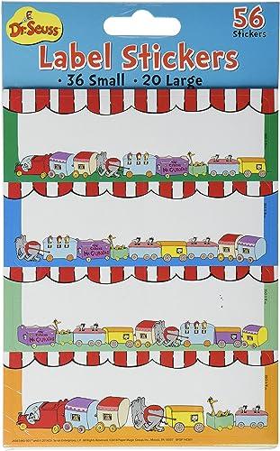 ventas en línea de venta Paper Magic Eureka Dr. Dr. Dr. Seuss If I Ran The Circus Stickers - Label  promociones de descuento