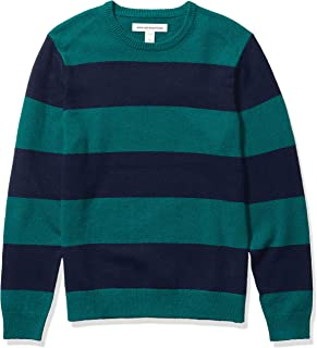 Amazon Essentials Men's Midweight Crewneck Sweater