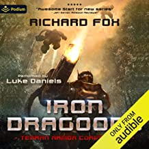 Iron Dragoons: Terran Armor Corps, Book 1