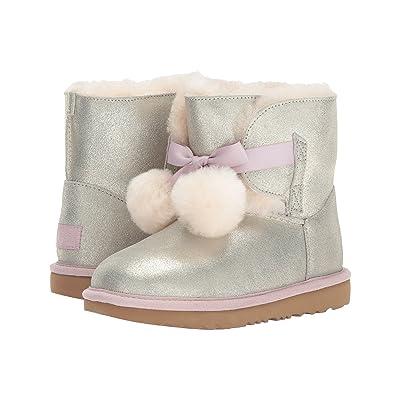 UGG Kids Gita Metallic (Little Kid/Big Kid) (Gold) Girls Shoes