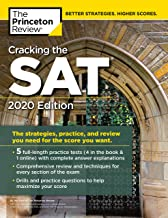 Cracking the SAT with 5 Practice Tests, 2020 Edition: The Strategies, Practice, and Review You Need for the Score You Want (College Test Preparation)