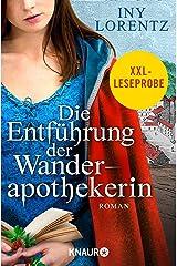 XXL-Leseprobe: Die Entführung der Wanderapothekerin: Roman (Die Wanderapothekerin-Serie 3) (German Edition) Kindle Edition