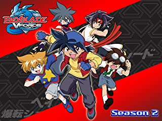 Beyblade V-Force Season 2