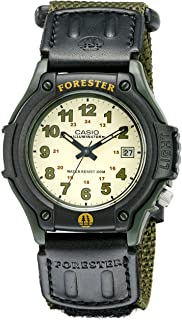 Men's FT500WC-3BVCF Forester Sport Watch with Nylon Band