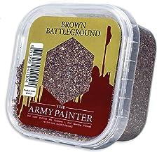 The Army Painter Battlefield Essential Series: Brown Battleground Miniature Basing Sand, 150 ml