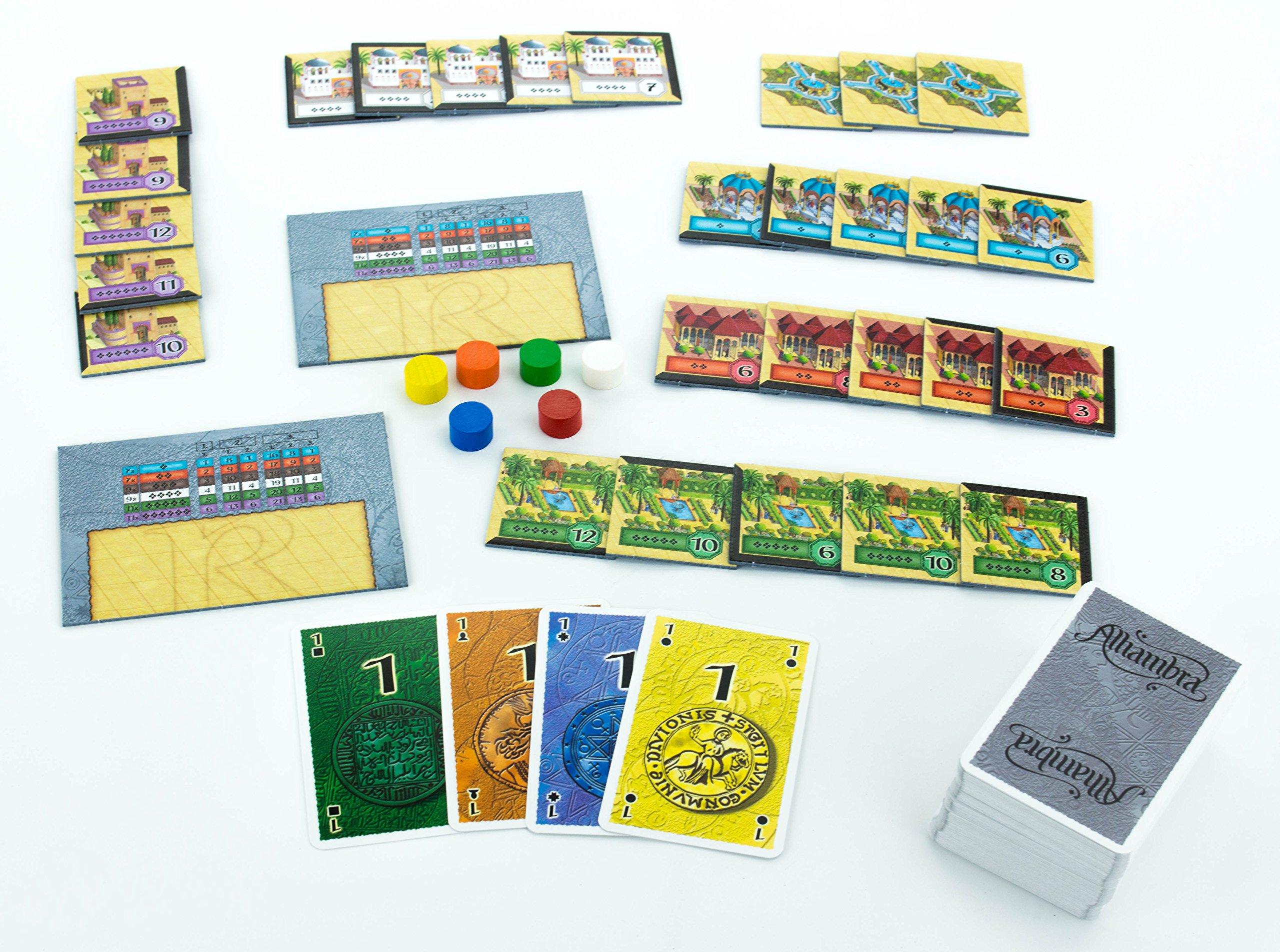 Queen Games - Juego de Estrategia, de 2 a 6 Jugadores (QUE6026) (Importado de Alemania): Amazon.es: Juguetes y juegos