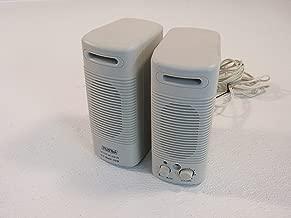 Juster Multimedia Computer Speaker System Gray Hi Fi Active AC-691N Vintage