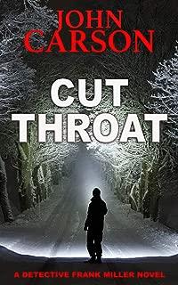 CUT THROAT (Detective Frank Miller Series Book 10)