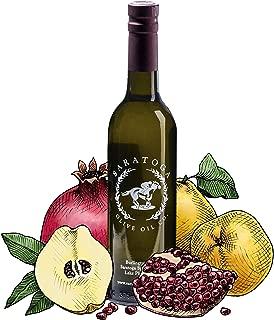 Saratoga Olive Oil Company Pomegranate Quince White Balsamic Vinegar 375ml (12.7oz)
