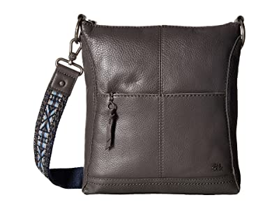 The Sak Lucia Crossbody (Slate) Cross Body Handbags