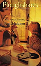 Ploughshares Spring 2000 Guest-Edited by Paul Muldoon
