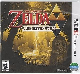 The Legend of Zelda - A Link Between Worlds - Nintendo 3DS (World Edition)
