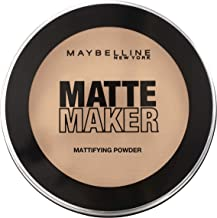 Maybelline Matte Maker Pressed Setting Powder - 30 Natural Beige