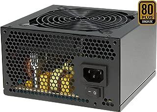 Rosewill ARC M450 80 Plus Bronze 450W ATX12V v2.31 & EPS12V v2.92 PFC Power Supply