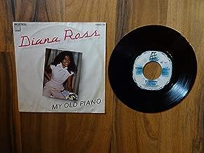 Diana Ross - My Old Piano - Motown - 1C 006-64 138, EMI Electrola - 1C 006-64 138
