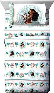 Disney Moana 'The Wave' 3 Piece Twin Sheet Set