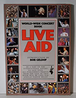 Live Aid: World Wide Concert Book