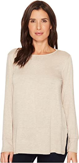 B Collection by Bobeau - Jayme Pullover Knit T-Shirt