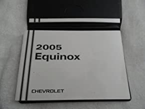 2005 Chevy Chevrolet Equinox Owners Manual