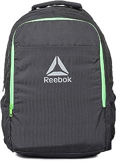 Reebok Unisex Black Found X Backpack