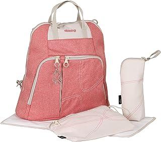 okiedog SUMO 28118 flexible Wickeltasche mit Henkel Schultergurt Rucksack Fächer