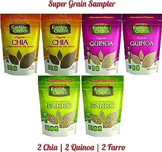 Nature's Earthly Choice Super Grain Sampler