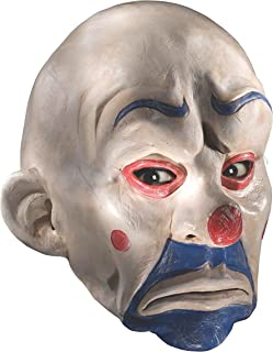 Batman The Dark Knight Adult Joker Latex Clown Mask