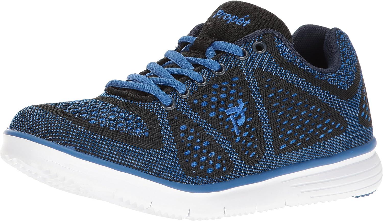 Propét Men's TravelFit Shoe Max 61% OFF free Walking