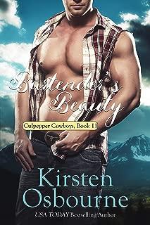 Bartender's Beauty (Culpepper Cowboys Book 11)