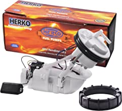 Electric Fuel Pump Module Assembly Herko Premium High Performance 118GE