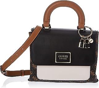 Guess Tyren Top Handle Flap Bag For Women