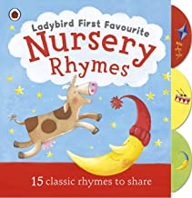 Ladybird First Favourite Nursery Rhymes