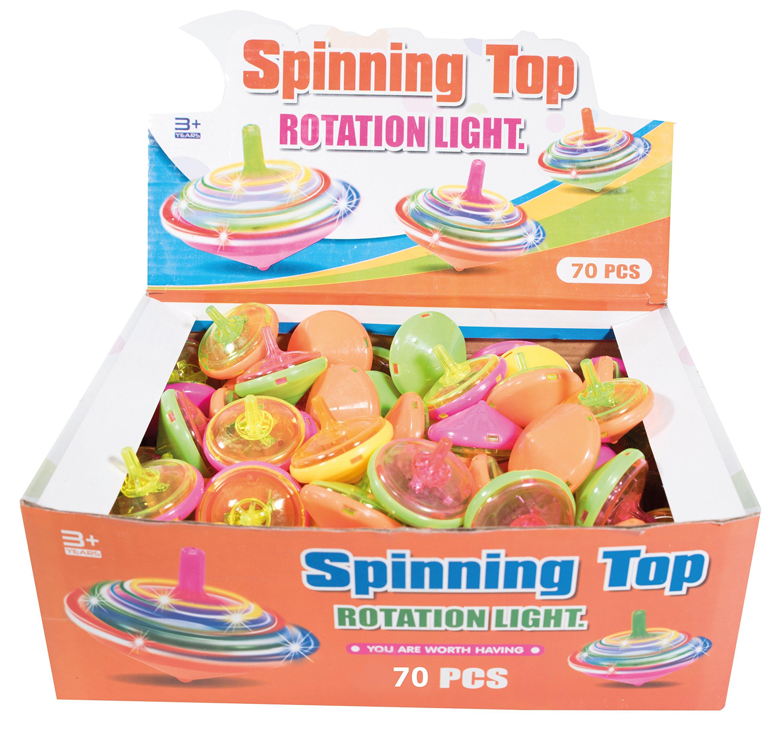 Louis N. Kuenen GmbH 10544 AZ. – Spinning de Top Juego de luz de ...