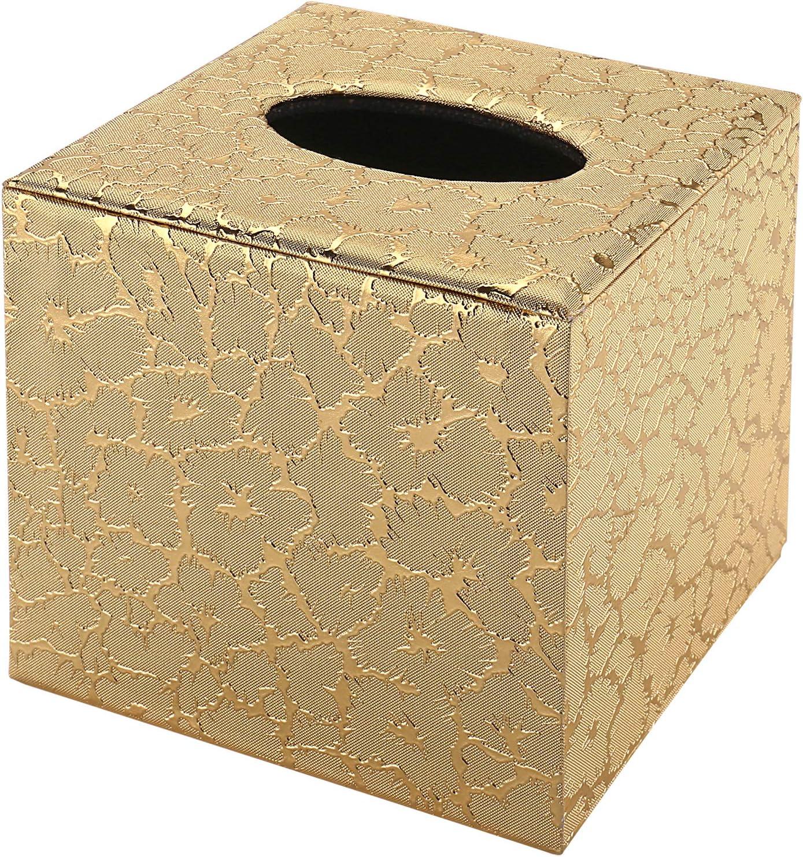 AMASUNHO Tissue Box Square Cover Holder Miami Rare Mall