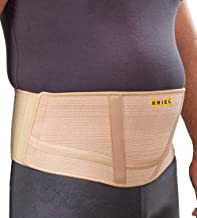 Uriel Abdominal Belt for Hanging Belly, Weak Abdominal and Lower Back Muscles (XXL)