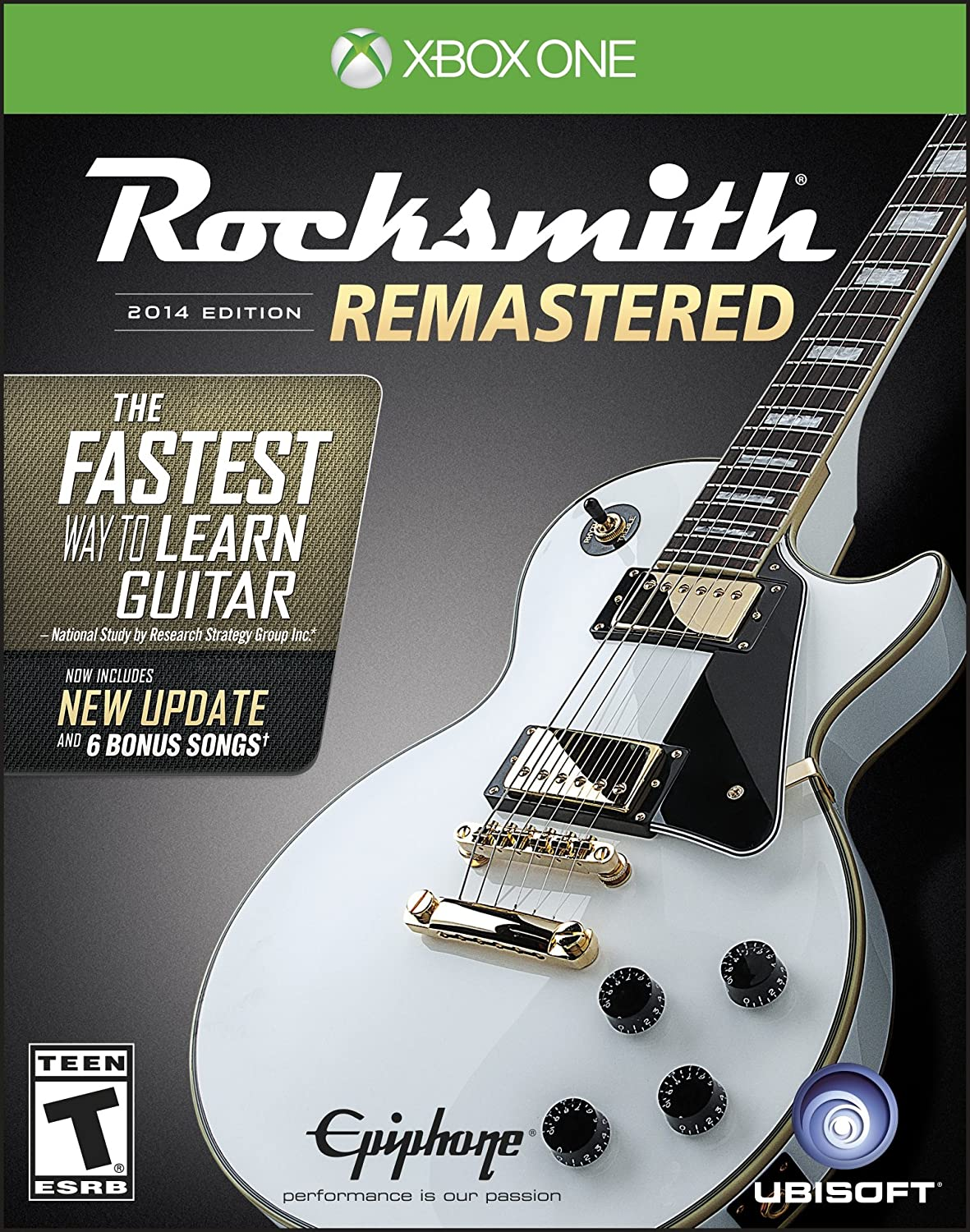 low-pricing Rocksmith 2014 Edition Remastered Standard Safety and trust One - Xbox