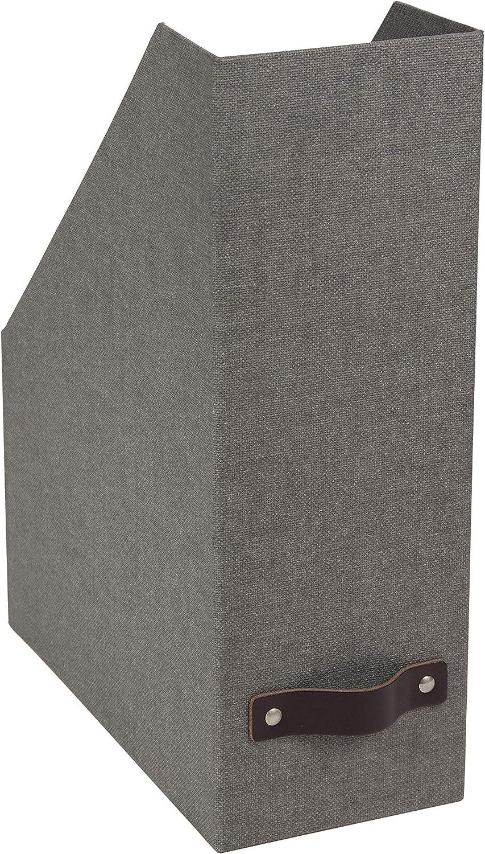 Bigso Estelle Canvas Papier Laminat Laminat Laminat Stehsammler Box grau B00FTWK662 | Exquisite (mittlere) Verarbeitung  408d62