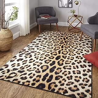 cheetah rugs cheap