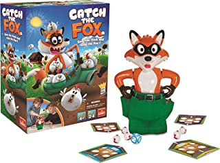 Catch The Fox - Collect The Most Chickens When The Fox Loses His Pants Game! by Goliath