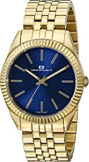 Oceanaut Women's OC7411 Analog Display Quartz Gold Watch