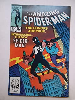 The Amazing Spider-Man, No.252 (the Amazing Spider-Man, 252)