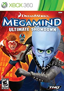 Megamind: Ultimate Showdown / Game