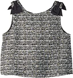 Sleeveless Boucle Top (Toddler/Little Kids/Big Kids)