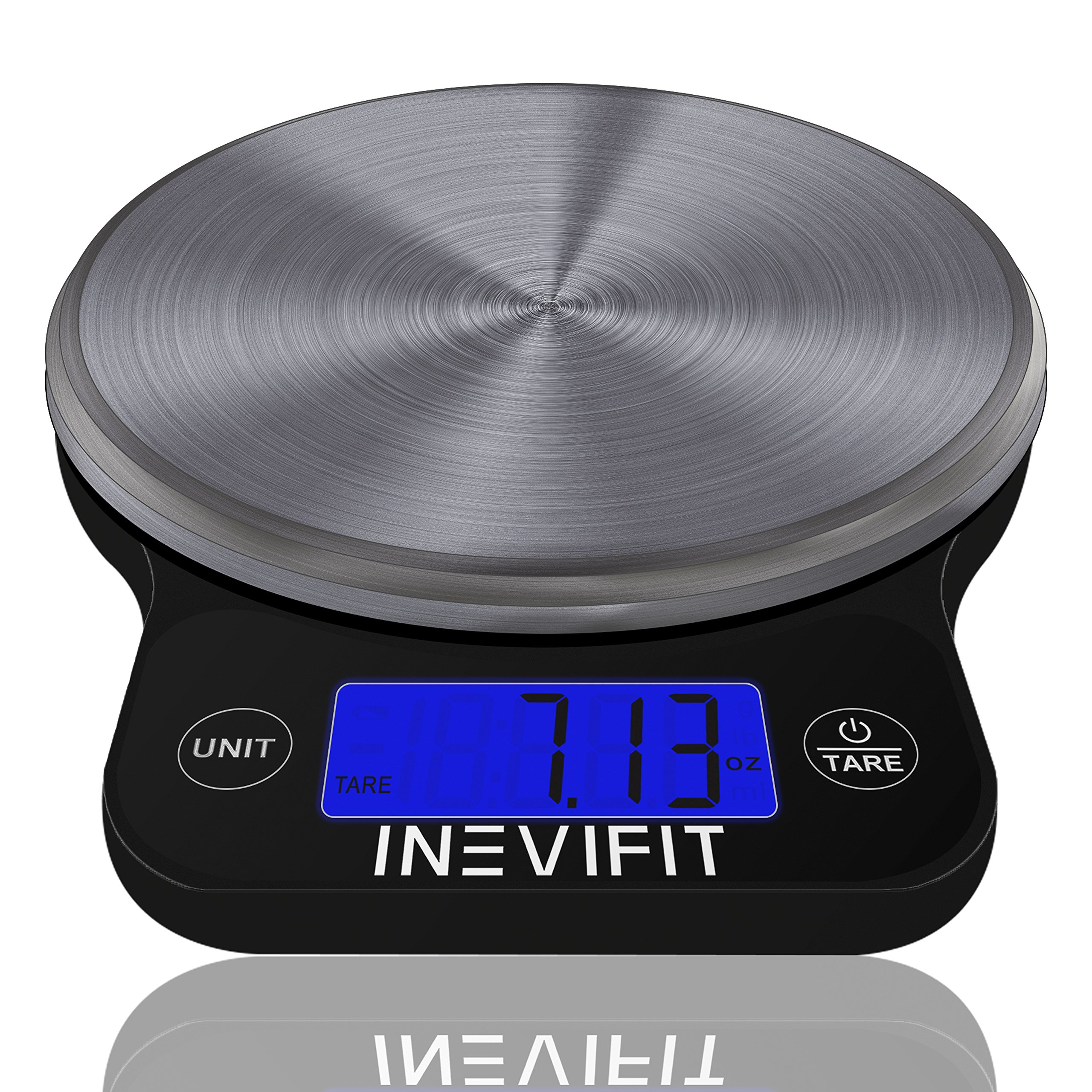 INEVIFIT Accurate Multifunction Stainless Batteries