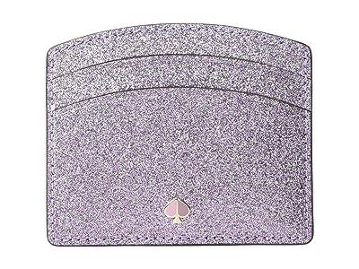 Kate Spade New York Burgess Court Card Holder (Lilac) Credit card Wallet