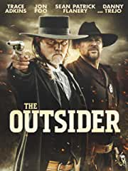 The Outsider starring Trace Adkins arrives on Blu-ray and DVD August 6th from Cinedigm
