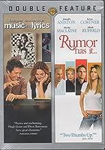 music and lyrics / Rumor has it