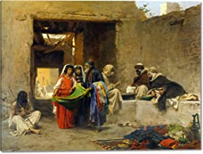 at The Souk by Eugene-Alexis Girardet - 16