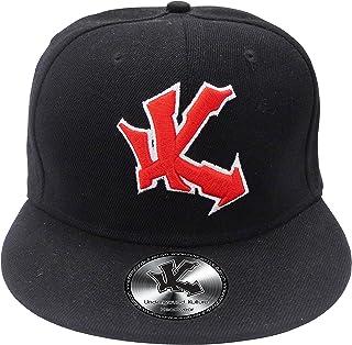 Fitted Baseball Cap UK Underground Kulture White Hat 7 3//8